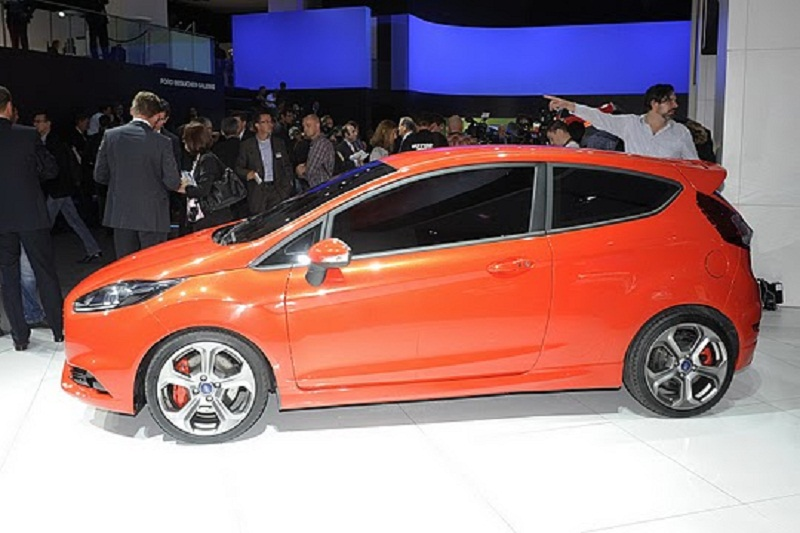 Ford Cars 2011 Ford Fiesta St Concept