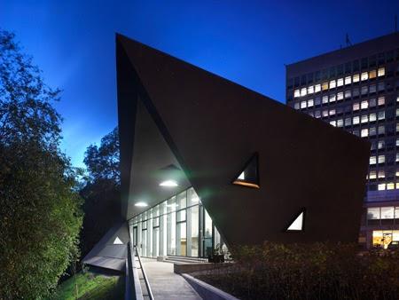Maggie's Centre Fife, Scotland   ARCHITECTURE