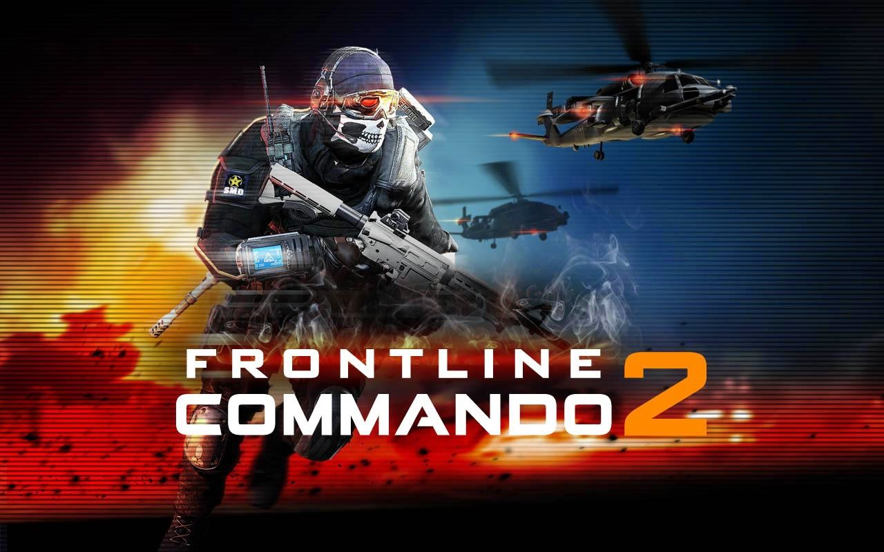 FRONTLINE COMMANDO 2 v1.0.3 [Unlimited Money/Glu Gold]