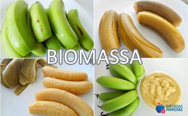 Aprenda como fazer Biomassa de Banana Verde