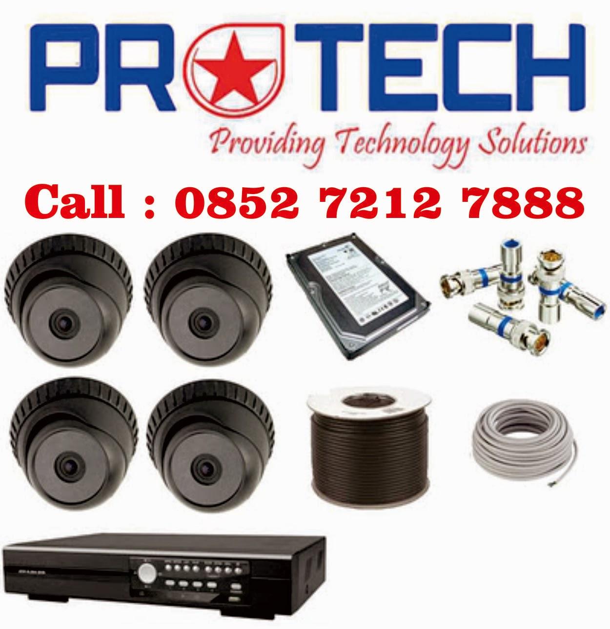 Penjualan Dan Pemasangan CCTV Di Batam