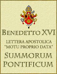 SUMMORUM PONTIFICUM