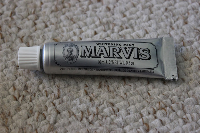 Dentifrice blanchissant Marvis