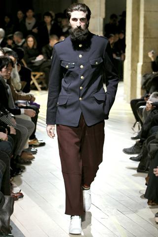 Yohji Yamamoto Men S Clothing