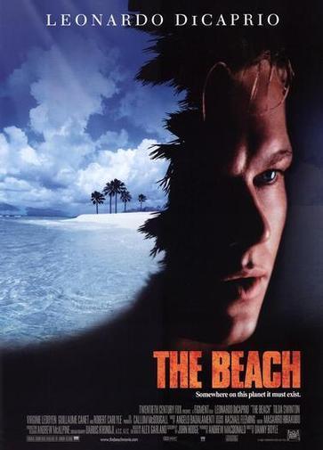"""KaraKreative: """"The Beach"""" Movie Review"""