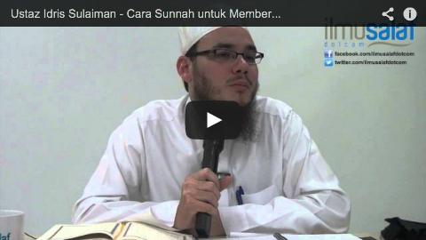 Ustaz Idris Sulaiman – Cara Sunnah untuk Memberhentikan Orang yang Sedang Membaca al-Quran