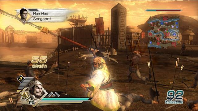 Dynasty Warriors 6 Screenshots 2