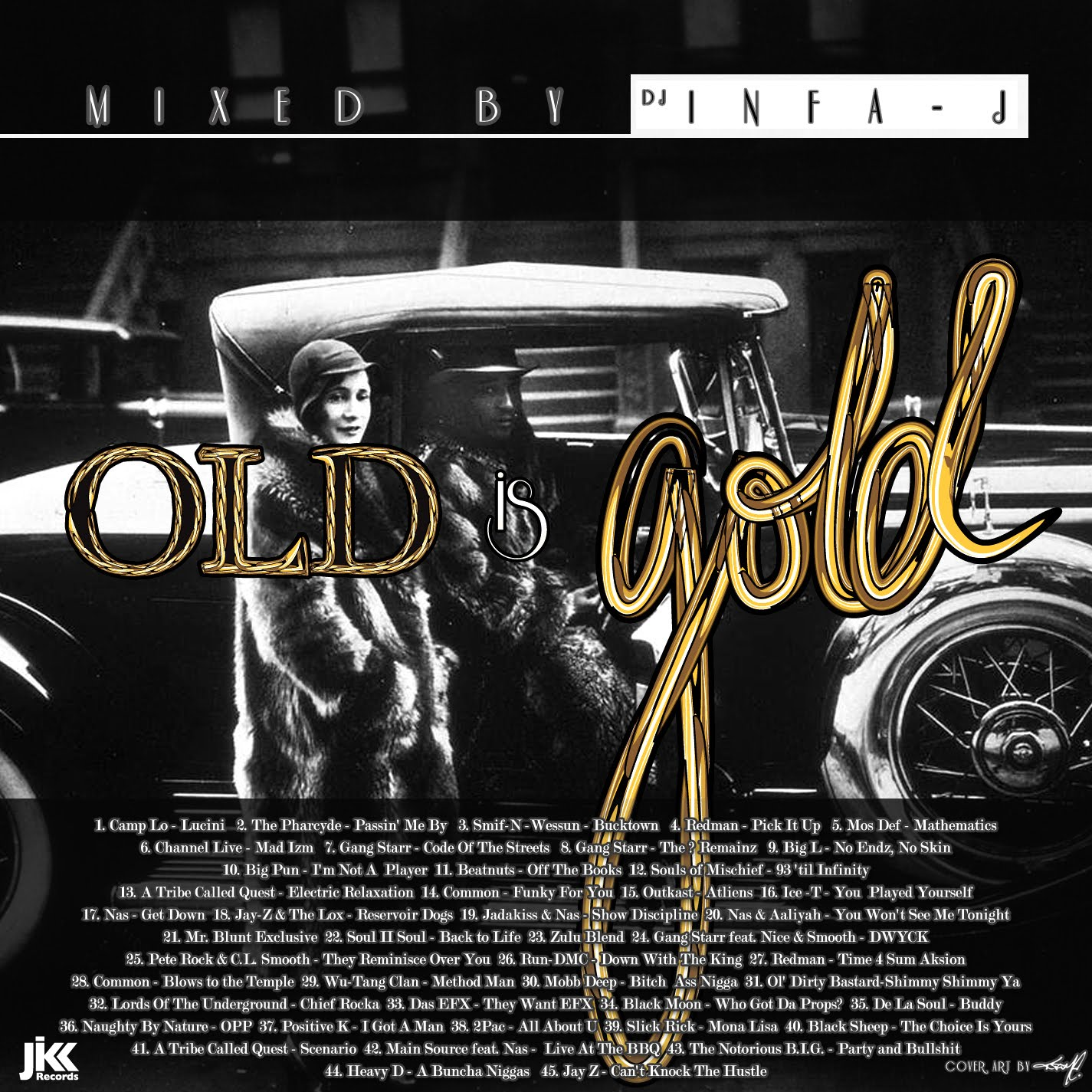 Old Is Gold Mixtape