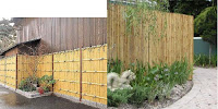 Bamboo Privacy Fence3