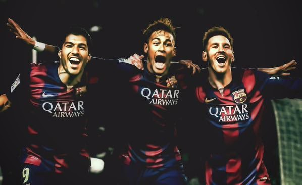 Messi (Trio MSN) Barca