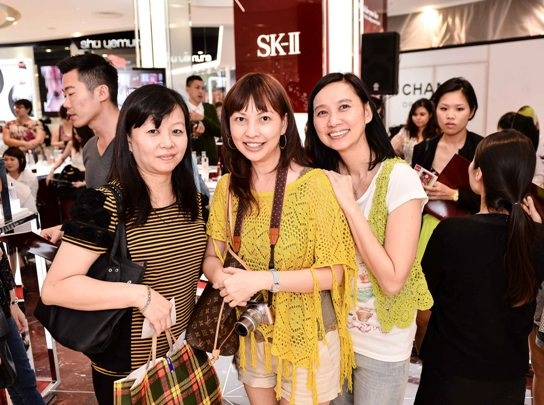 sk-ii tangs bloggers events