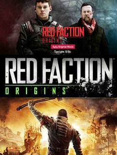 Red Faction: Origins Dublado