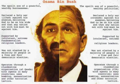 Osama Bin Laden Hanya Menjalankan Perintah CIA