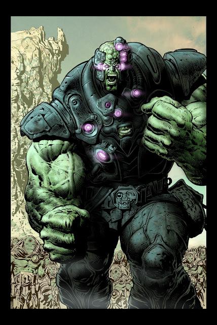 Hulk Leader por LiamSharp