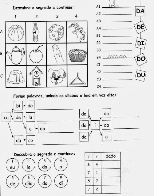 desenhos com d, Atividades com a Letra D,alfabeto,alfabetização,anos iniciais, atividades para imprimir,letras,letra D,1º ano, ensino fundamental.
