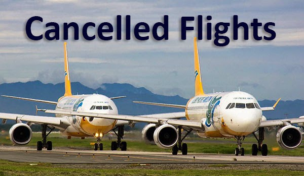 Cancelled Flights July 16, 2014