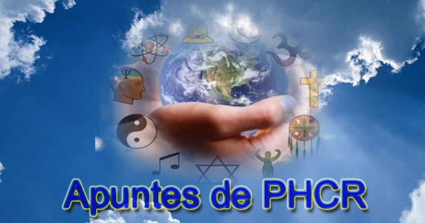 APUNTES DE PHCR