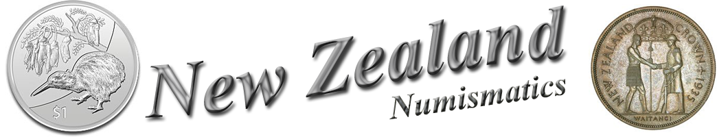 New Zealand Numismatics