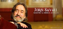 Música antigua, interpretada por Jordi Savall y su ensemble