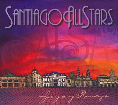 santiago all stars joya rareza