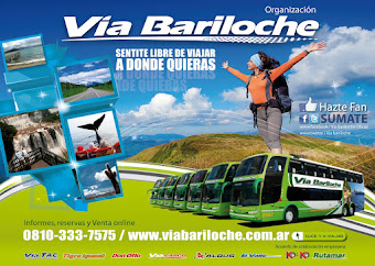 Via Bariloche | Pasajes On Line