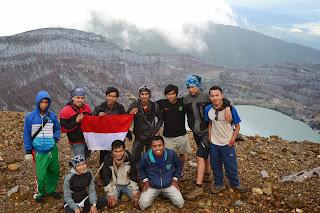 Backpaker Ke Dempo Pagaralam Sumatera Selatan