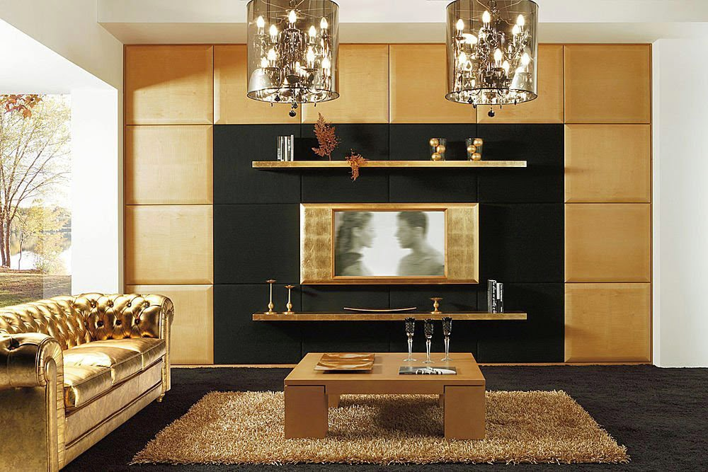 TOP 10 WALL MOUNTED TV CABINET | IQI CONCEPT SDN. BHD.