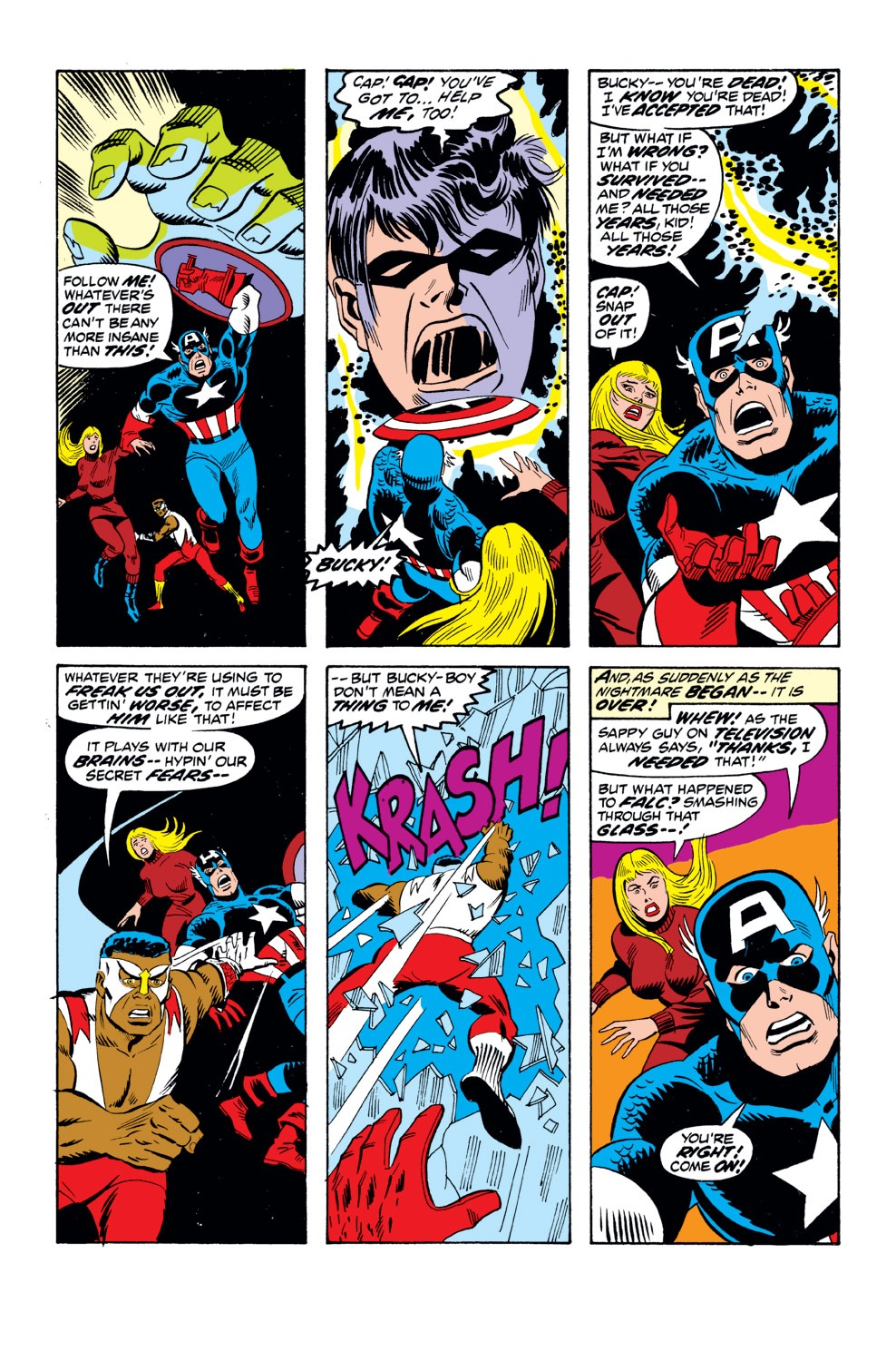 Captain America (1968) Issue #162 #76 - English 11