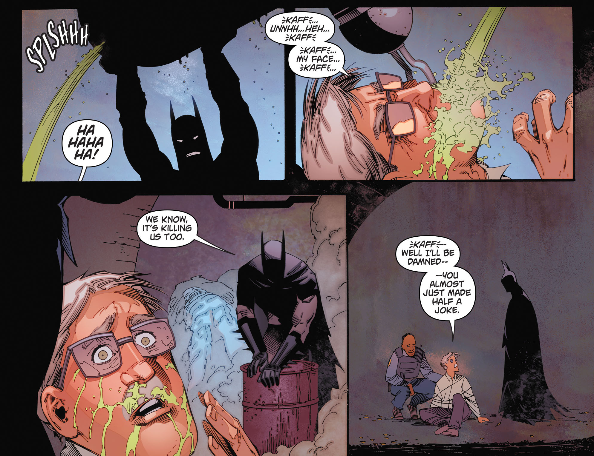 Batman: Arkham Knight [I] Issue #6 #8 - English 20