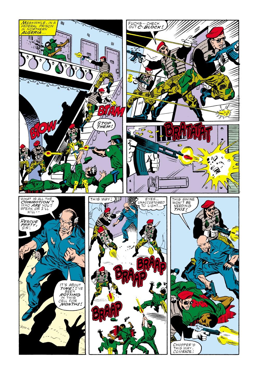 Captain America (1968) Issue #347 #277 - English 11