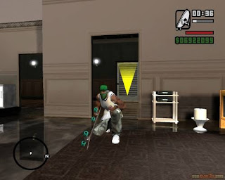 Grand Theft Auto San Andreas For Windows PC Games