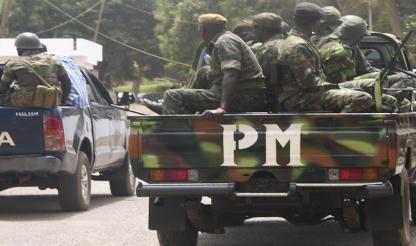 Guiné-Bissau: Embaixadores da UE condenam conflitos militares de segunda-feira