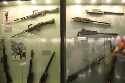 American weapons used in the Vietnam War