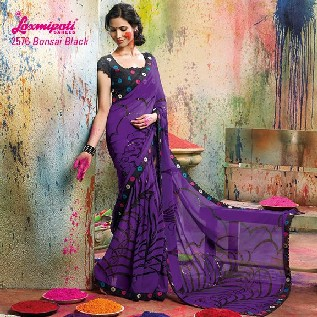 laxmipati vrindavan saree collection 20132014 indian