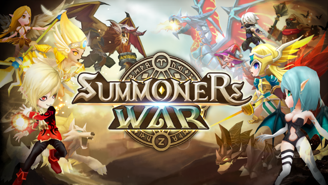 Download Game Summoners War Sky Arena 1.1.9 Apk Full Android