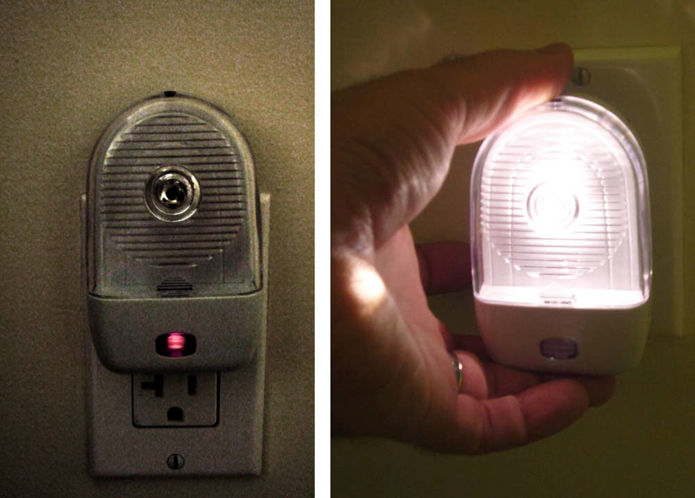 electrical outlets that are always charged when you need them but specifically to lights that remain charged and function as dim nightlights as long as the ... & QUAKETIPS: Donu0027t be left in the dark: which kinds of power failure ... azcodes.com