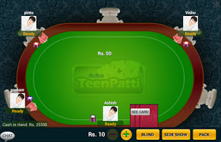 TeenPatti by iBibo