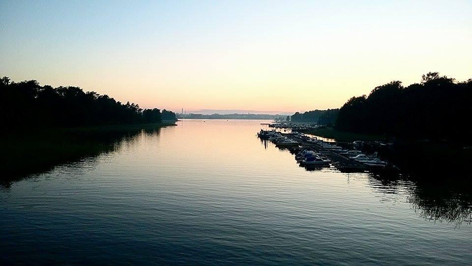 Midsummer sea | Alinan kotona blog