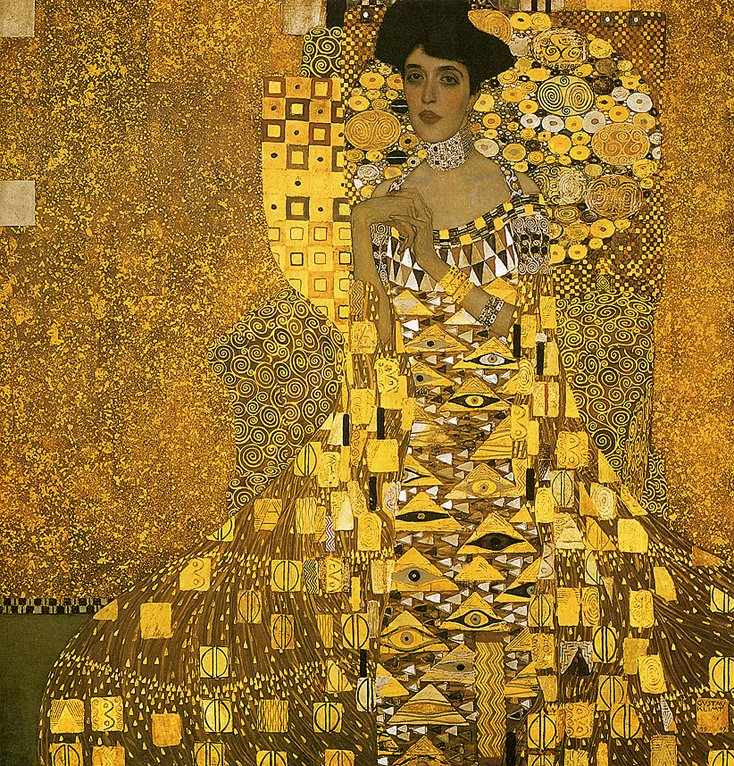 Rajib 39 s collection top 10 most expensive paintings for Gustav klimt original paintings for sale