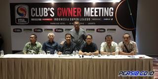 PT Liga Gelar Indonesia Super Competition Pengganti ISL