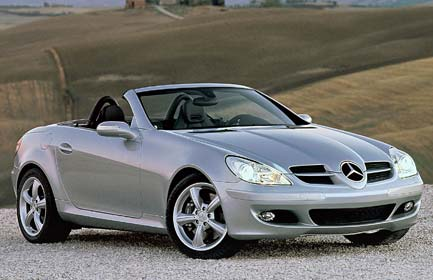 2012 Mercedes Benz SLK Class Reviews   Car Top