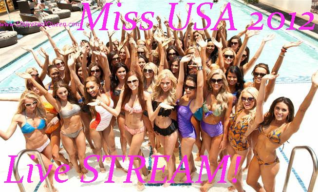Watch Miss USA 2012 Preliminary Competition Presentation Show Replay Full Video