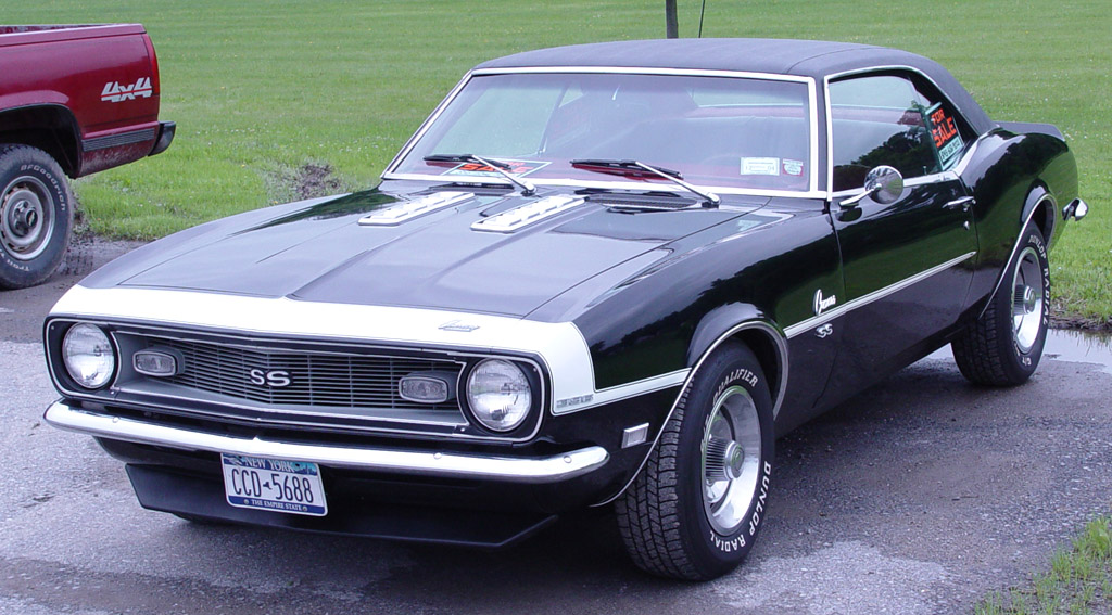 how old is a classic car 1968 chevrolet camaro ss. Black Bedroom Furniture Sets. Home Design Ideas