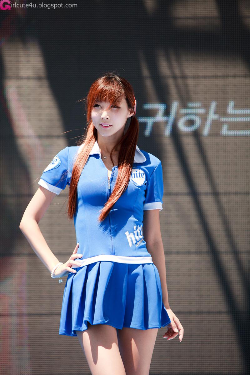 Lee Yoo Eun for hite-Very cute asian girl - buntink.blogspot.com