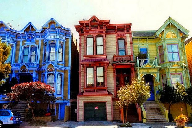World's 10 most colorful cities - San Francisco, California picture