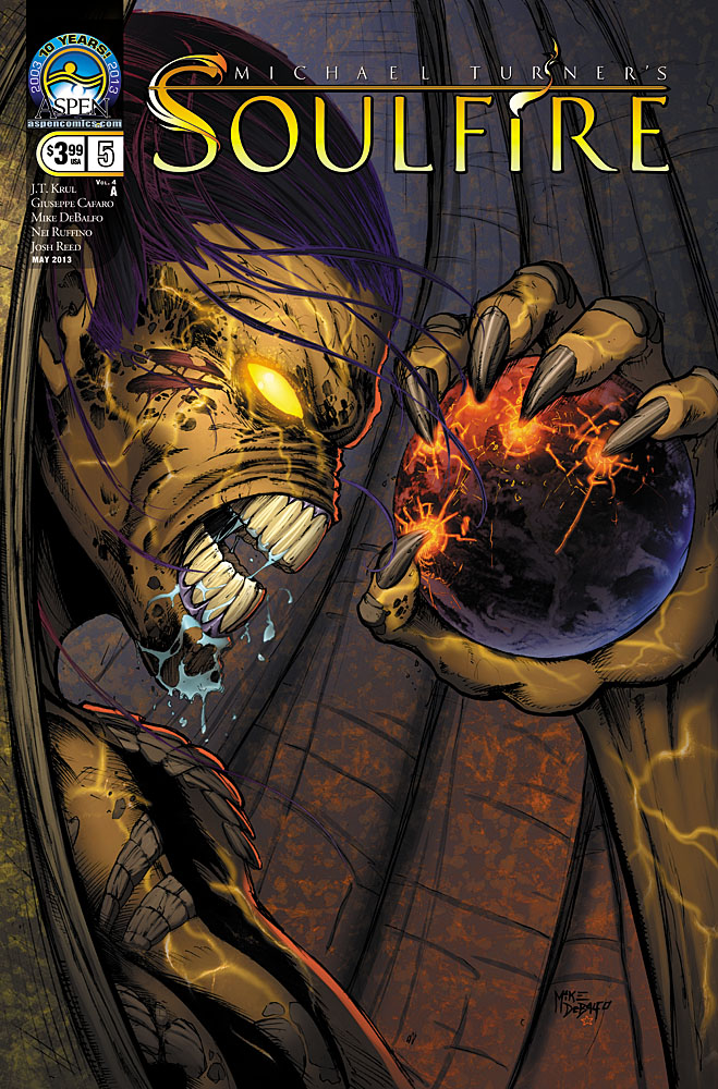 Preview: SOULFIRE (vol 4) #5