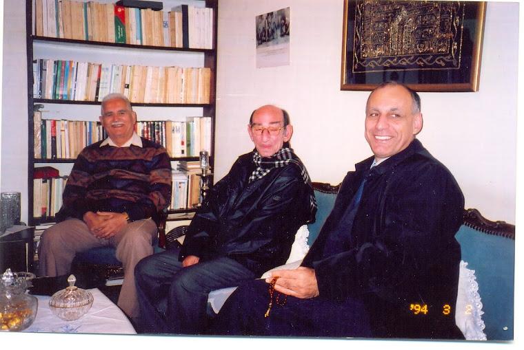 مع سمیر العجوز و عرفان وجدی