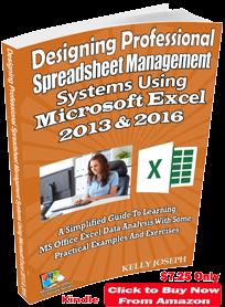 Excel Textbook