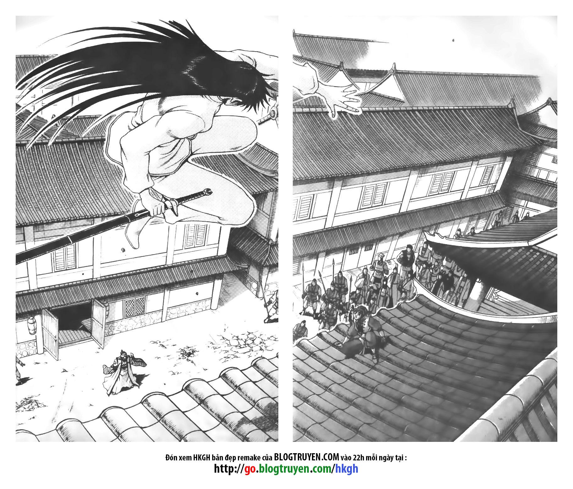 Hiệp Khách Giang Hồ - Hiệp Khách Giang Hồ Chap 250 - Pic 17