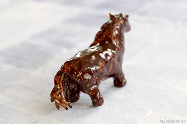 aliciasivert, alicia sivertsson, lera, häst, horse, clay, ceramics, keramik, fritids, 1998
